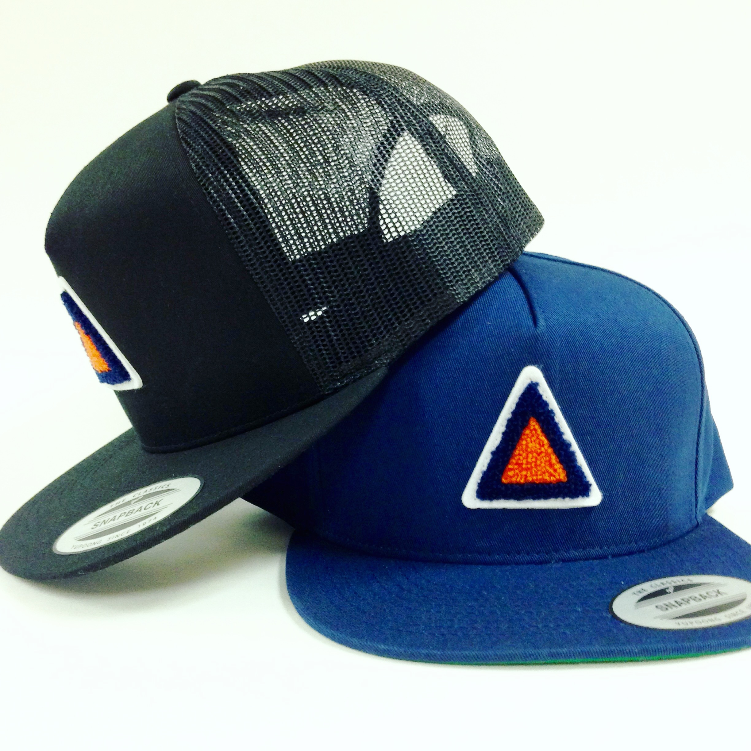 374e0dbfa7411 ... good the dayton triangles hats were the pilot edition of the project.  with oregon district
