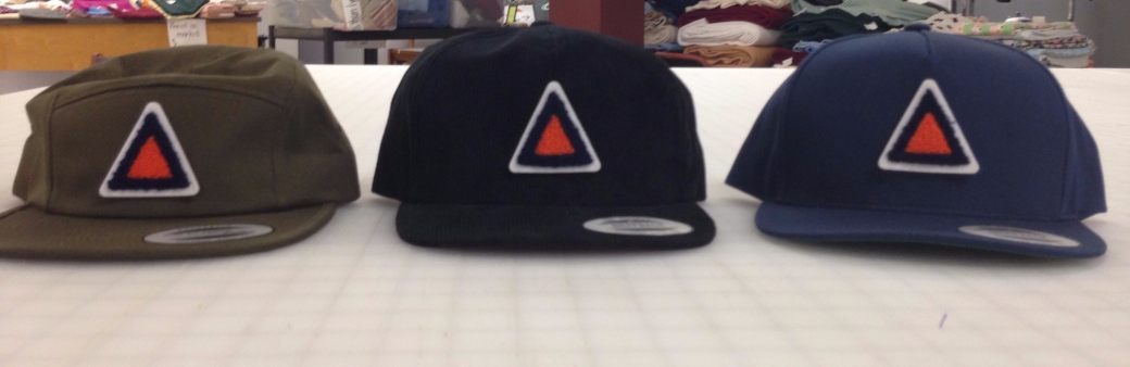 Dayton Triangles Baseball Caps