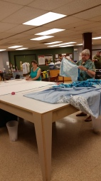 Sewing Volunteers Dayton Ohio